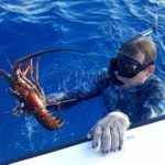 Lobster Fishing Cozumel