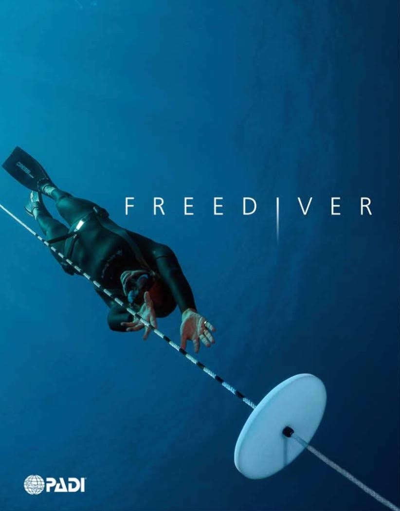 PADI Freediver Freediving Course Mexico