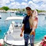 Cancun Spearfishing Incentive fishing