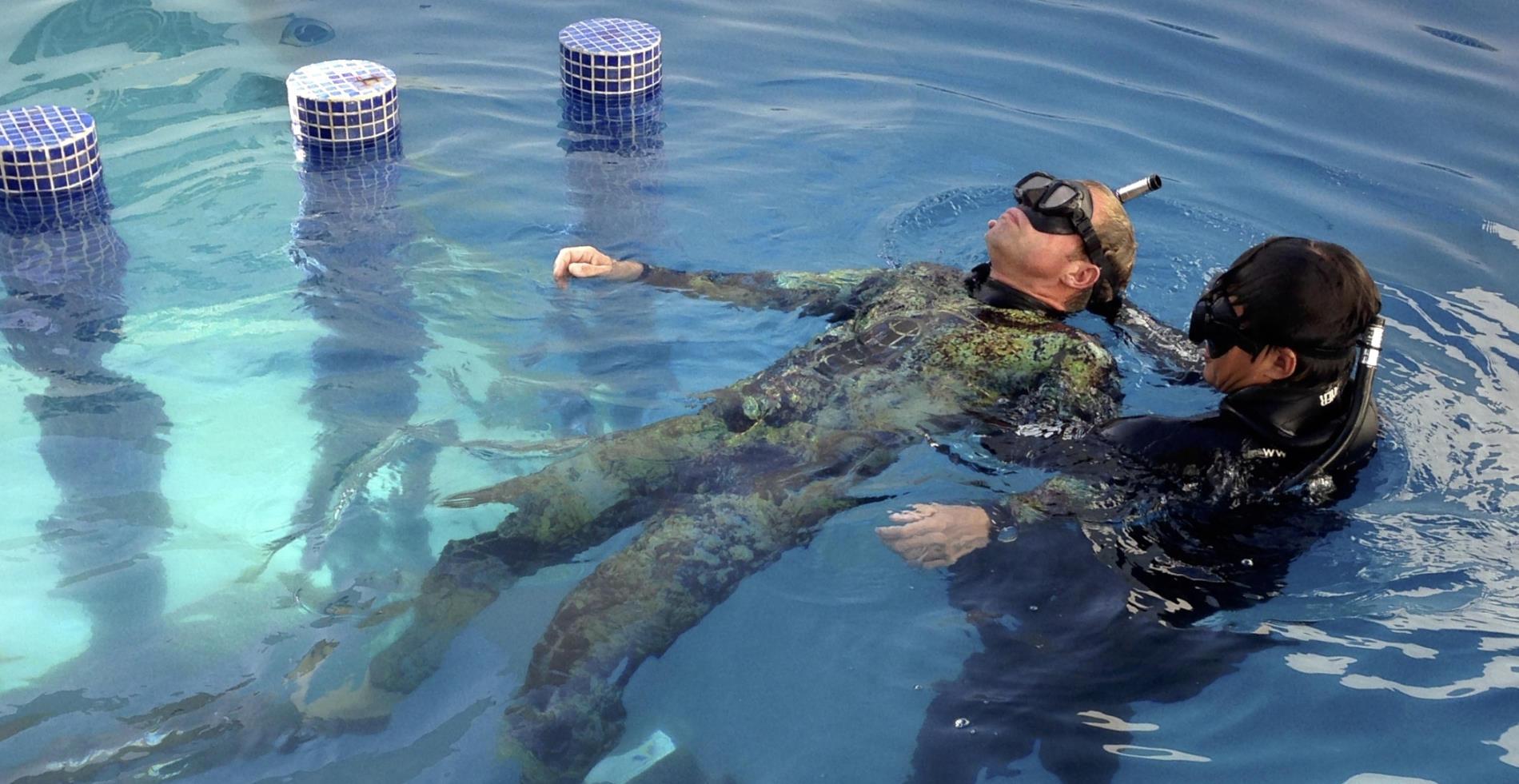 Freediving PADI Certification