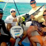 Spearfishing Beginner Cozumel Mexico