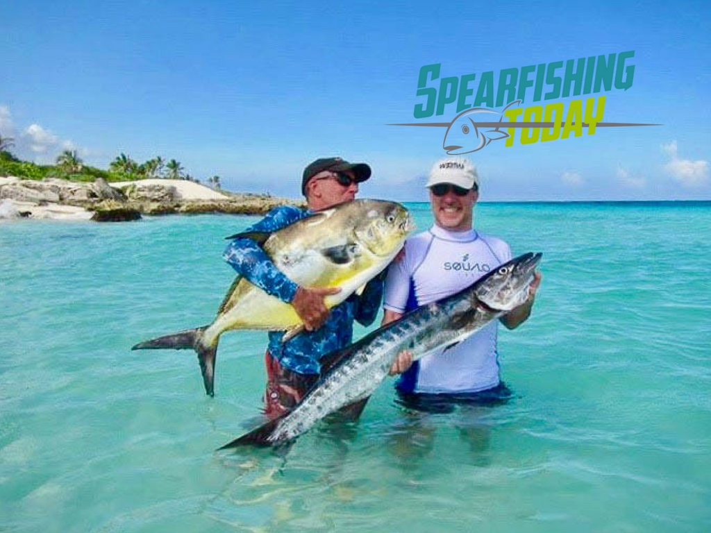 Spearfishing playa del carmen review spearfishing today for Riviera maya fishing