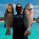 Yacht Boat Fishing Riviera Maya