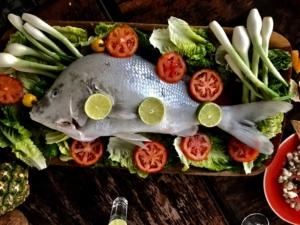 Seafood at el Palomar