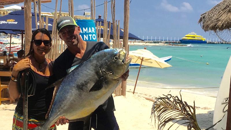 Fishing Playa del Carmen