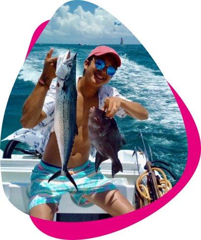 Isla Mujeres Spearfishing